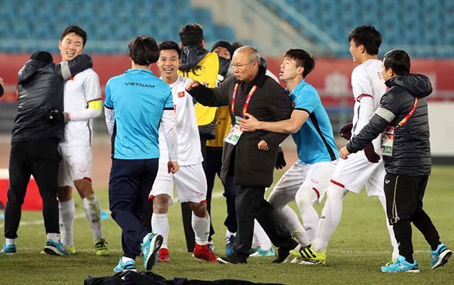 HLV Park Hang Seo không dọa đối thủ, mà đó là cao tay!