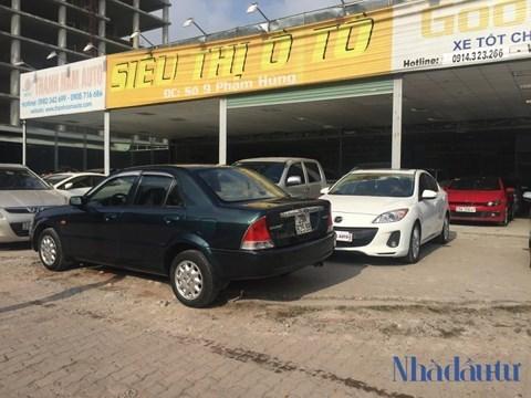 ô tô nhập khẩu,thuế nhập khẩu ô tô,ô tô giảm giá,Nghị định 116,Giá ô tô,ô tô cũ,xe cũ