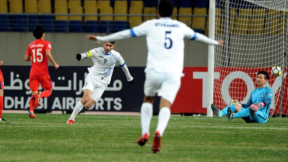 Đối thủ của U23 Việt Nam ở chung kết: Bí mật U23 Uzbekistan