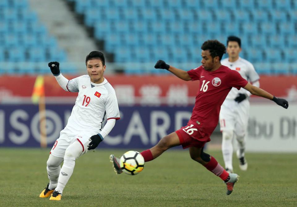 U23 Việt Nam,HLV Park Hang Seo,Bùi Tiến Dũng,Quang Hải