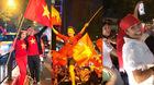 Phương Thanh, Tuấn Hưng 'bão'' thâu đêm khi U23 Việt Nam thắng