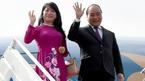 Thủ tướng lên đường dự Hội nghị Cấp cao ASEAN-Ấn Độ