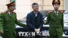 Xét xử Trịnh Xuân Thanh và em trai ông Đinh La Thăng: Một bị cáo vắng mặt