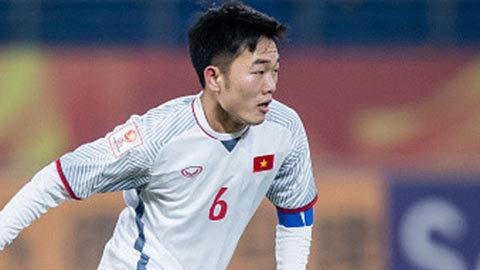 Xuân Trường không tin vào kì tích của U23 Việt Nam