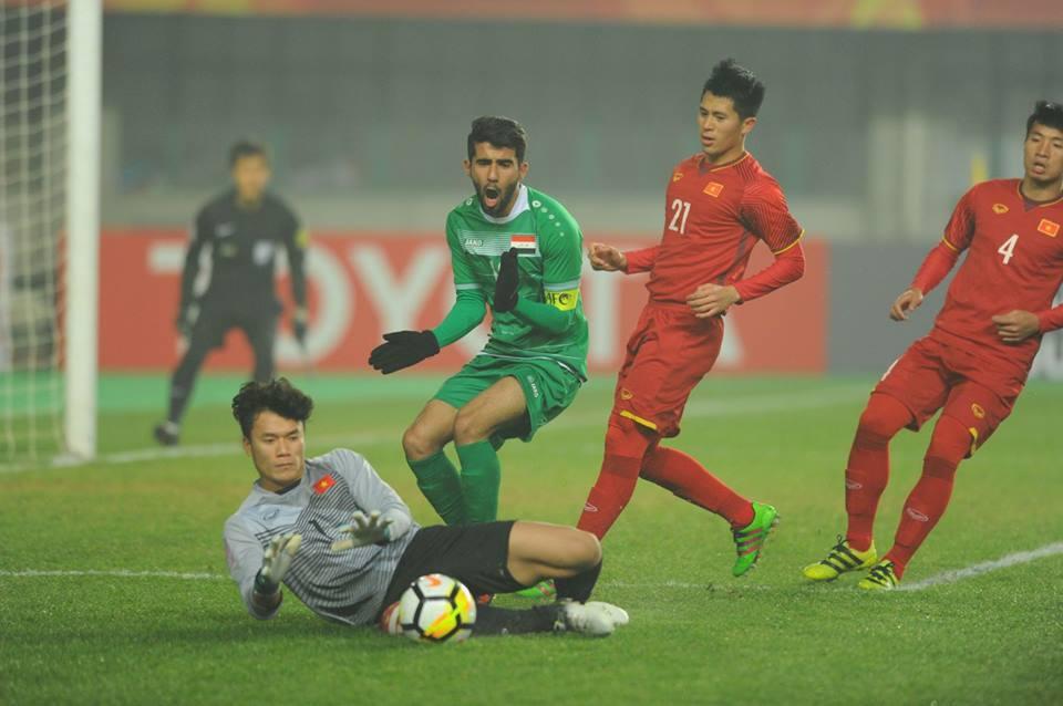 U23,Bùi Tiến Dũng,Nguyễn Quang Hải,Bóng đá U23