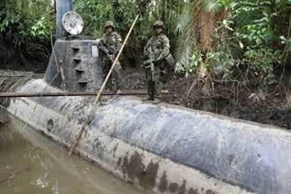 Chiếc tàu ngầm chở ma túy của 'trùm' Escobar