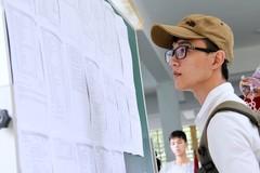 Đề tham khảo môn Toán thi THPT quốc gia năm 2020