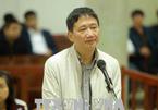 Lời khai của lái xe về vali tiền tỷ chuyển cho Trịnh Xuân Thanh