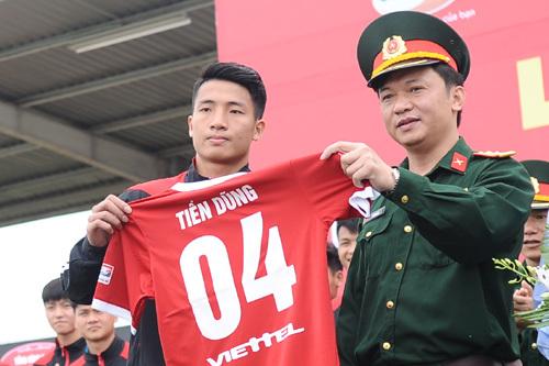 Viettel tặng U23 Việt Nam 1 tỷ đồng