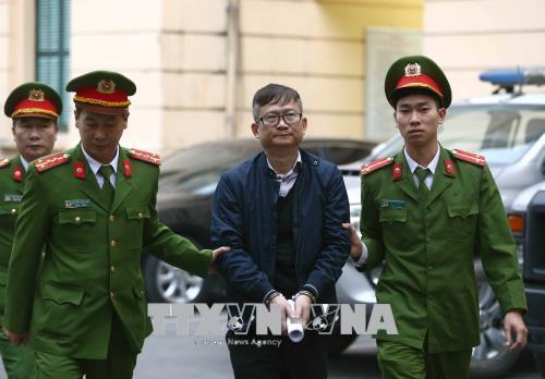 Em trai ông Đinh La Thăng môi giới cuộc gặp, 'ẵm' 5 tỷ đồng