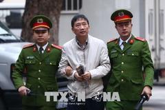 Xử Trịnh Xuân Thanh: Tòa đột ngột tạm nghỉ, xác minh lại 19 tỷ