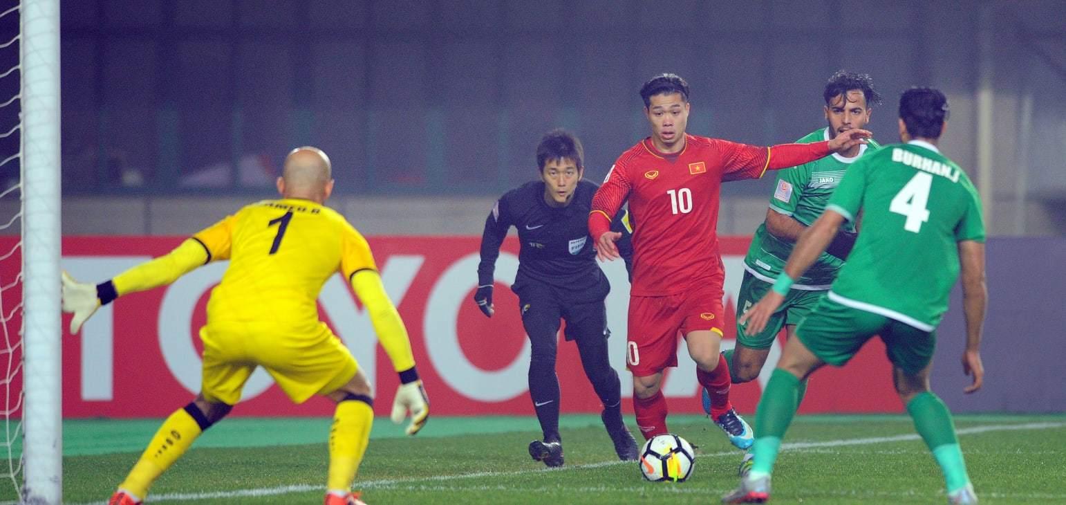 Chung kết U23 châu Á: Đòn kết liễu đối thủ của thầy Park