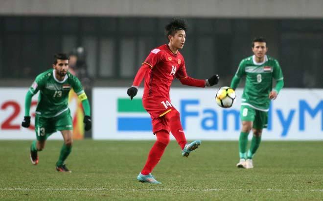 """U23 Việt Nam: Những """"cánh chim lạ"""" bay cao"""