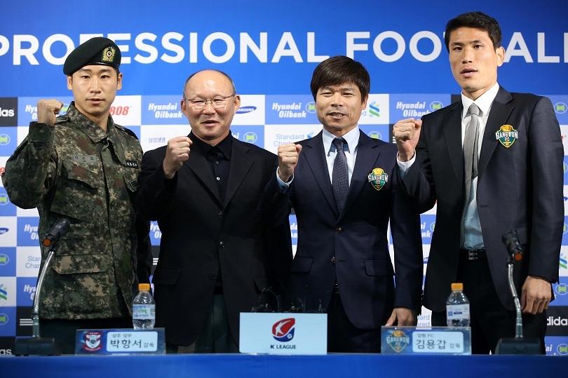 5 sự thật bất ngờ về HLV Park Hang Seo