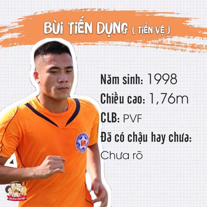 U23 Việt Nam,HLV Park Hang Seo,Bùi Tiến Dũng,Quang Hải,Công Phượng