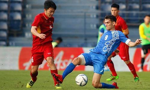 U23 Việt Nam,U23 Uzbekistan,HLV Park Hang Seo