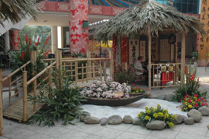 Tái hiện không gian Tết Việt xưa giữa Hà Nội