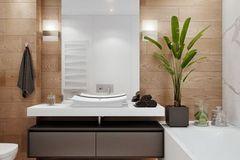 Nội thất phòng ngủ: những lưu ý khi đặt phòng tắm trong phòng