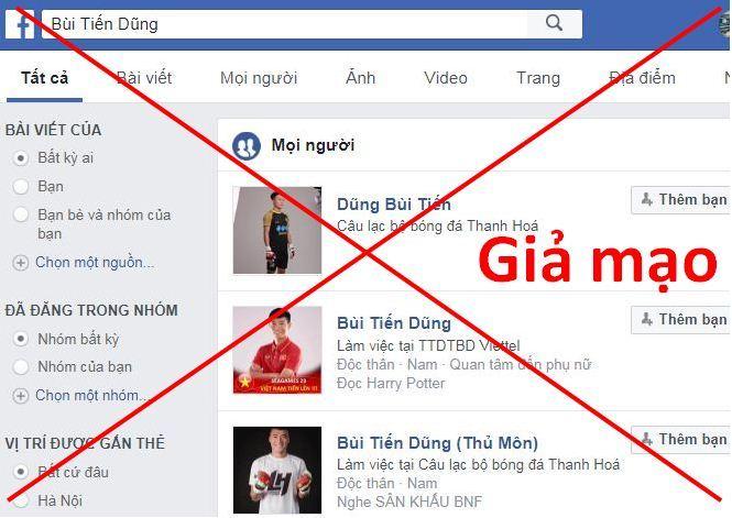 U23 Việt Nam,Tuyển thủ U23 Việt Nam,U23,Đội tuyển U23,Facebook,Đội tuyển bong đá U23