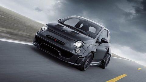 Xe độ Fiat 500 Abarth mạnh và đắt ngang Porsche