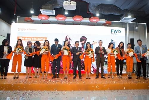 Bảo hiểm FWD khai trương văn phòng ở Đà Nẵng
