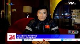 Thủ môn Tiến Dũng tiết lộ bí quyết thành công của U23 Việt Nam