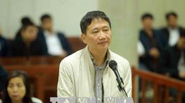 Đề nghị phạt Trịnh Xuân Thanh chung thân,Đinh Mạnh Thắng 11-12 năm tù
