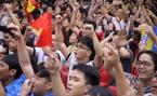 Trường đại học dời lịch thi vì U23 Việt Nam đá chung kết