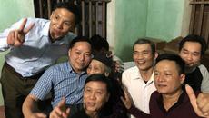 Bố mẹ thủ môn Tiến Dũng mổ trâu mời cả làng xem chung kết