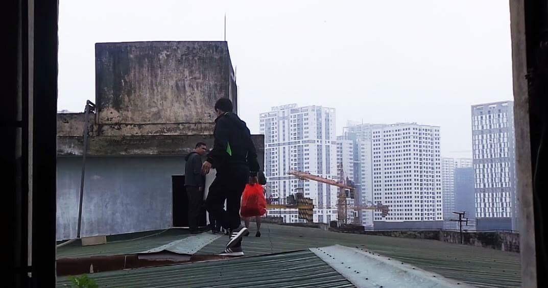 tái an cư, Hà Nội, thang máy chung cư, chất lượng nhà tái an cư, nhà tái an cư