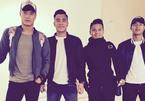 Ngoài đá bóng, cầu thủ U23 Việt Nam còn kiêm nghề người mẫu