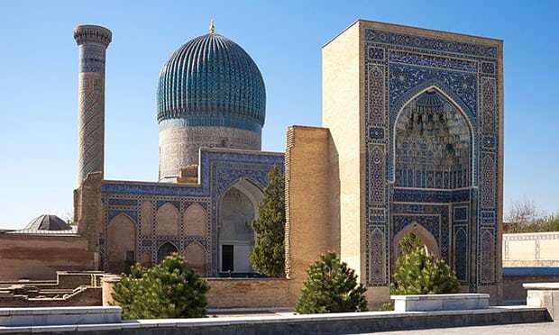 Những hình ảnh đẹp về đất nước Uzbekistan