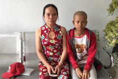 Cô bé ung thư xương đùi và ước mơ giản dị