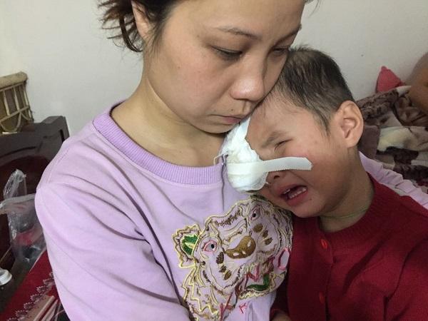 hoàn cảnh khó khăn, ung thư, bệnh hiểm nghèo, từ thiện vietnamnet