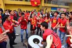 Hà Nội lắp 15 màn hình cực lớn chiếu trận chung kết U23 châu Á