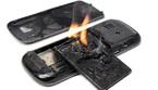 Kinh hoàng pin điện thoại phát nổ ngay khi đang sử dụng