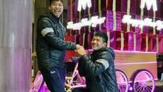 Trên sân thì như thế, không ngờ các cầu thủ U23 Việt Nam lại đáng yêu thế này