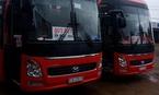 4 đối tượng 'cướp' xe khách ở Gia Lai ra trình diện