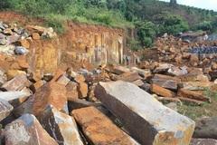 Nổ mìn khai thác đá, 2 người chết tại chỗ