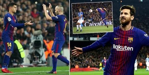 Barcelona 2-0 Espanyol