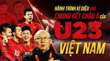 Hành trình lịch sử của U23 Việt Nam từ thất bại ở SEA Games 29
