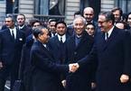 """""""Paris là địa điểm đàm phán tốt nhất có thể có với phía Việt Nam"""""""