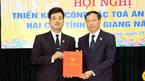 Bổ nhiệm nhân sự Bộ Công an, Ngoại giao, TANDTC