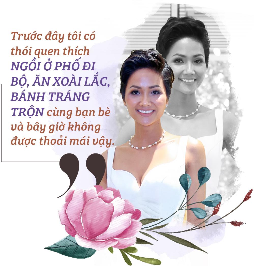 H'Hen Niê,Hoa hậu hoàn vũ