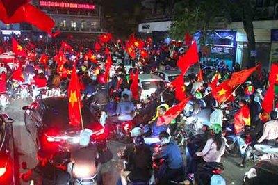 Sướng, Đội tuyển U23 Việt Nam!