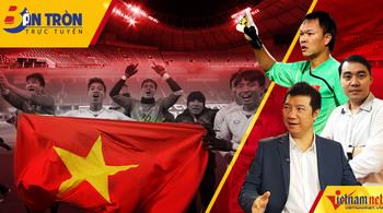 Đón xem trực tiếp bình luận U23 Việt Nam- U23 Uzbekistan sáng 27/1