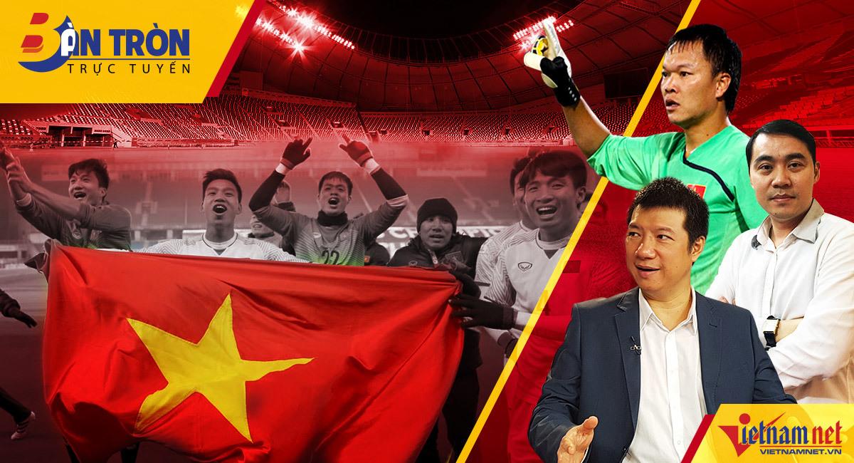 U23 Việt Nam,chung kết U23,chung kết U23 Việt Nam- U23 Uzbekistan,BLV Quang Huy,Dương Hồng Sơn