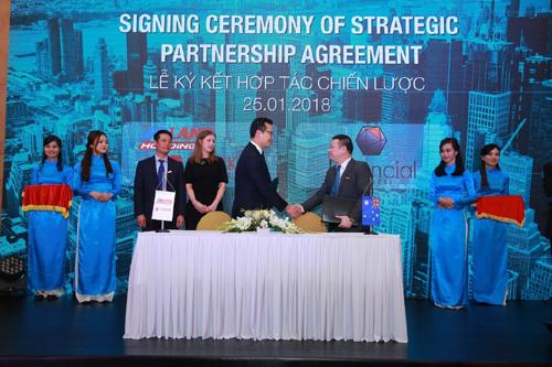 MBLand 'bắt tay' 6 tập đoàn hàng đầu thế giới