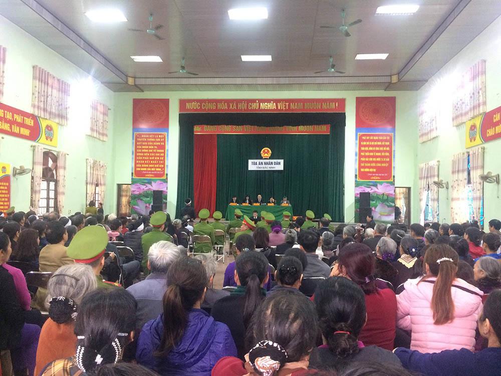 Tử hình kẻ sát hại dã man nữ Chủ nhiệm HTX ở Bắc Ninh
