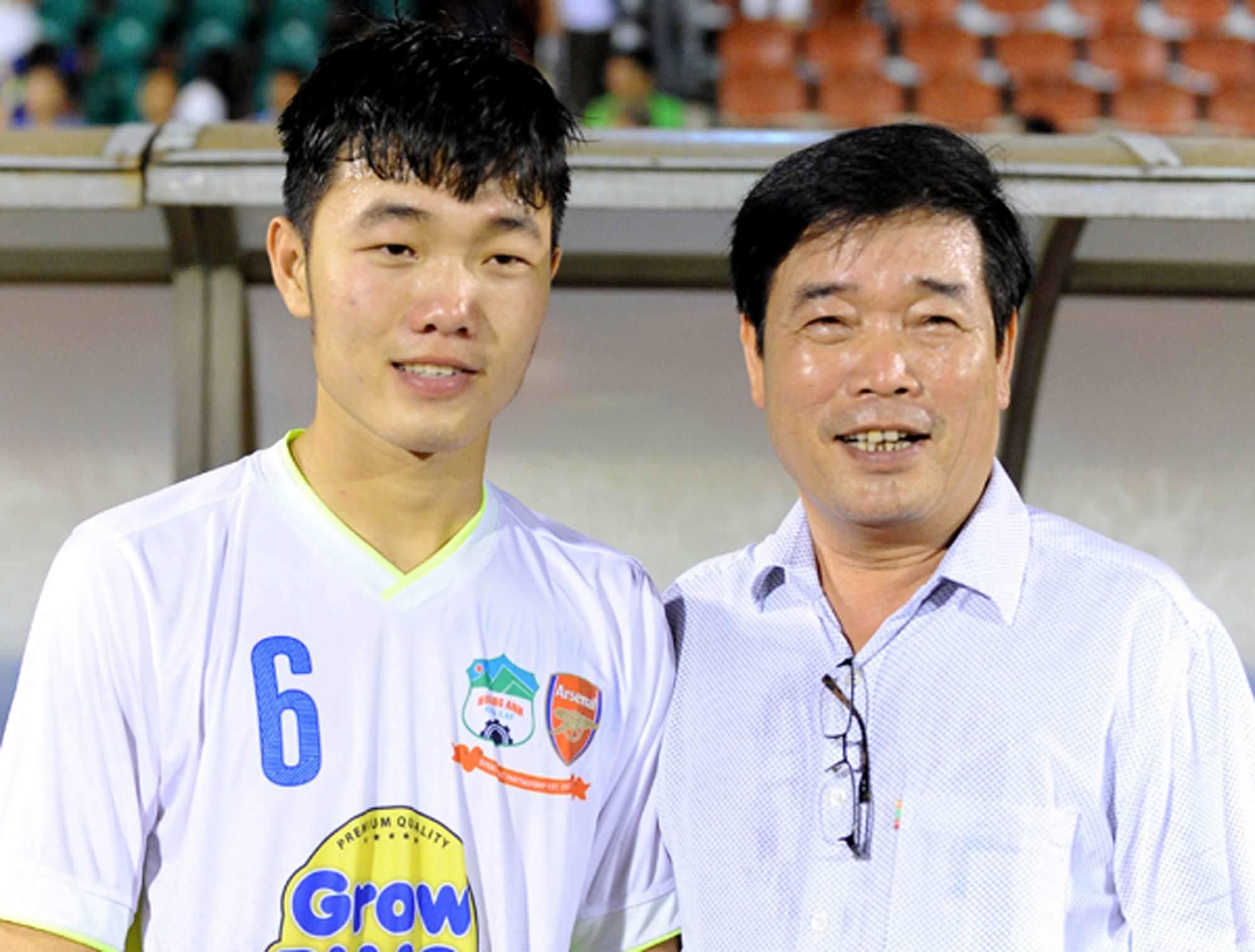 Lương Xuân Trường,  U23 Việt Nam, AFC